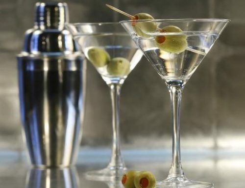 VODKA TRUFADO MARTINI